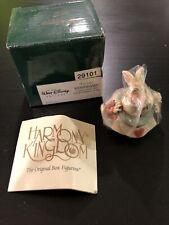 Harmony KingdomRabbit Box Figurine From Alice In Wonderland