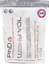 BULK Deal 7 X PHD Nutrition Waxy Vol Berry Blast 2000g