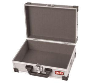 Valigia valigetta cassetta portautensili porta attrezzi in alluminio VALEX