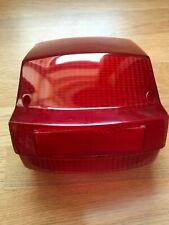 Vespa PX millenium rear light plastic cover