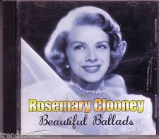 ROSEMARY CLOONEY Beautiful Ballads CD Classic 50s Pop Anthology KENTUCKY WALTZ