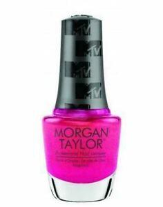 Gelish Morgan Taylor LIVE OUT LOUD - MAGENTA SHIMMER 15 mL | .5 fl oz #3110386