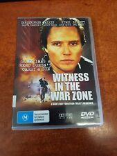 Witness In The War Zone DVD (16964)