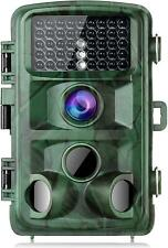 TOGUARD Trail Wildlife Camera 14MP 1080P Hunting Motion 3 Sensors