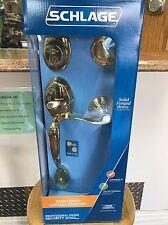 Schlage Solid Brass Handle Set Lock