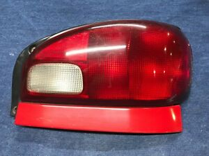 1995 2000 Chevy Geo Metro Pontiac FireFly Hatchback Right Side Tail Light Lamp