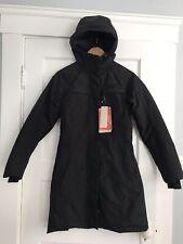 The North Face Women's Black Arctic TNF Parka Winter Jacket Coat Size XS NWT
