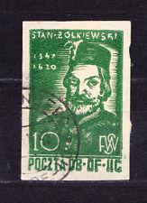 (PL) Polish Officers POW Camp Woldenberg Fi 25 used