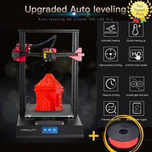 CREALITY CR-10S Pro Verbesserte 3D-Drucker 300 * 300 * 400mm + Filament S9T8
