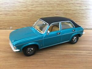 Corgi Vanguards 1/43 Austin Allegro 1750SS Blue Black Mint Boxed Superb