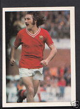 Football Sticker- Panini - Top Sellers 1977 - Card No 312
