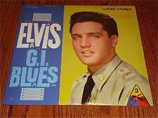 ELVIS In G.I. BLUES RED COLORED VINYL LP SEALED! 180 Gram