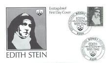 Germany 1983 FDC 1162a Edith Stein Carmelite Religion