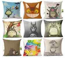 My Neighbour Totoro Studio Ghibli Neighbor Anime Movie Pillow Cushion Cover Gift