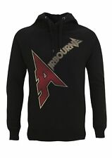 AIRBOURNE- A-LOGO Official Hoodie Mens Licensed Merch Pull-Over New