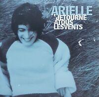 ARIELLE : JE TOURNE A TOUS LES VENTS [ CD SINGLE PROMO ]