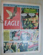 Classic Eagle Comic Vol 5 no 25: Dan Dare Prisoners of Space - 18th June 1954
