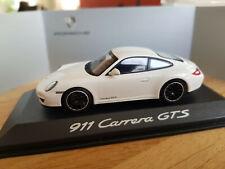 WAP0200200B Minichamps Porsche 911 Carrera GTS White 1:43- DEALER PROMOTIONEL