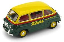FIAT 600 MULTIPLA 1956 BRODO KNORR   BRUMM R643