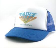 Hawkins Palace Arcade Trucker Hat mesh hat snapback hat blue Stranger Things