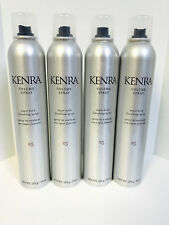 KENRA #25 VOLUME SUPER HOLD FINISHING HAIRSPRAY - 10oz X4 CANS!