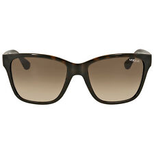 Vogue Dark Havana Square Sunglasses 2896S W65613-54