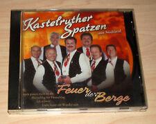 CD Album - Kastelruther Spatzen - Feuer der Berge