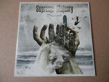 Supreme Majesty ‎– Danger Promo CD Hard Rock Heavy Power Metal Helloween Kamelot