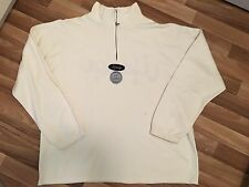 Vintage CHIEMSEE Windsurfing LS 1/4 Zip XL Pullover - Fantastic Overall Condn!!!