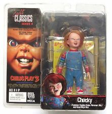 NECA : Cult Classics - Series 4 - Child's Play 3 - Chucky Action Figure