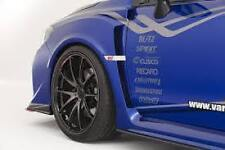 GENUINE VARIS FRONT FENDER 8MM FRP FOR SUBARU WRX STI VAB 2015