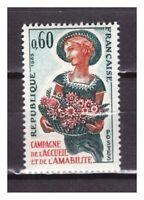 S24859a) France 1965 MNH Tourism 1v