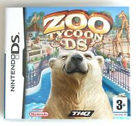 Nintendo DS - Zoo Tycoon DS - Preowned