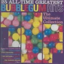 NEW 25 All-Time Greatest Bubblegum Hits (Audio CD)