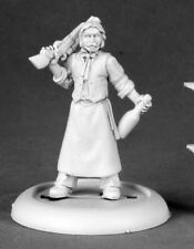 Reaper Miniatures Mickey O'Doul, Wild West Bartnder #50155 Chronoscope Figure