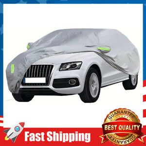 SUV Car Cover Waterproof/Windproof/Dustproof/Scratch Resistant UV Protection
