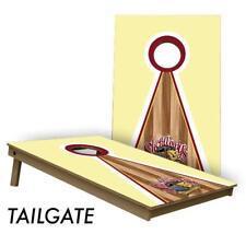Slick Woody's Tailgate 2' by 3' Lightweight Cornhole Board Set - USA Made!!!