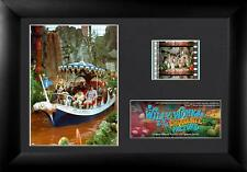 WILLY WONKA & THE CHOCOLATE FACTORY 1971 Fantasy Movie FRAMED FILM CELL & PHOTO
