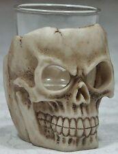 Set of 3 Skull Shot Glasses SKULSHPK 9319844348614 NEW *****LAST SET*****