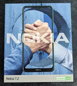 Nokia 7.2 - 64GB - Charcoal (Unlocked) (Dual SIM)