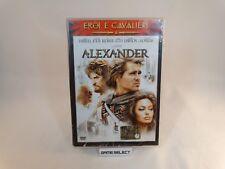 ALEXANDER FILM MOVIE DVD ORIGINALE EDIZIONE EROI E CAVALIERI ITALIANO