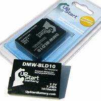 2x Battery for PanasoniC LumiX DMC G3, DMC G3, DMC GF2KK, DMC GF2CK, DMC G3KK