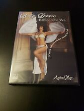 Amira Mor: Belly Dance Vol 1Behind the Veil (DVD, 2006) New Free Shipping (BX1)