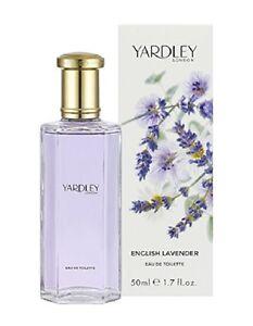 YARDLEY 50mL EDT SPRAY x1 (different fragrances available)