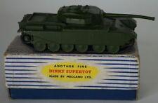 Vehículos militares de automodelismo y aeromodelismo Dinky Escala 1:43
