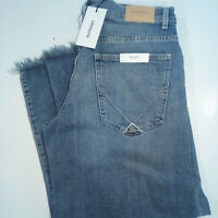 Jeans Rotto Roy Roger's Donna - Wolly Elasticizzato Stacey -- Jeans Rotto