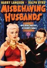 DVD Misbehaving Husbands: Harry Langdon Ralph Byrd Betty Blythe Luana Walters