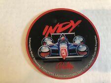 Indy 500 Pinball Machine Plastic Speaker Panel Coaster NOS