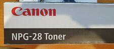 Genuine Canon NPG-28 Black Toner