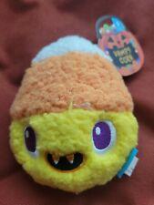 New Bark Box S Dog Toy Plush Halloween Candy Vampy Corn Squeaker Nwt